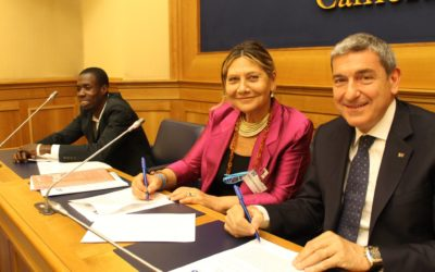 IN CAMPO CONTRO LA DISCRIMINAZIONE – Vivere da Sportivi firma il protocollo d'intesa con AICS