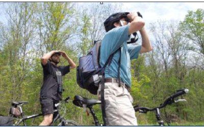 Bike Bio-Blitz nel parco dell'Appia Antica