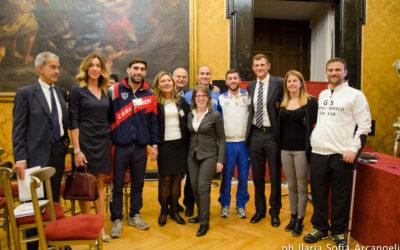"""PRESENTATO ALLA CAMERA """"VIVERE DA SPORTIVI"""" IV EDIZIONE, VIDEO FESTIVAL PER I GIOVANI DELLE SCUOLE ITALIANE"""