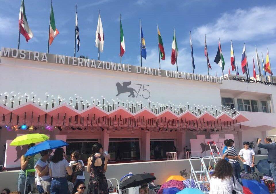 Venezia 75: premio al cinema fair play