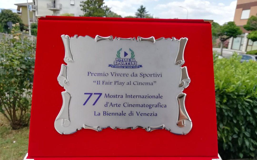 """""""Vivere da Sportivi il fair play al cinema"""" Venezia 2020"""