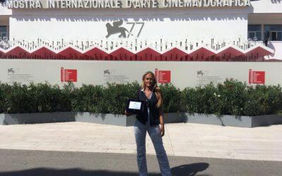 Ill video di Katia Rossi – ideatrice del premio e coordinatrice della giuria – a Venezia 2020 annuncia il vincitore!