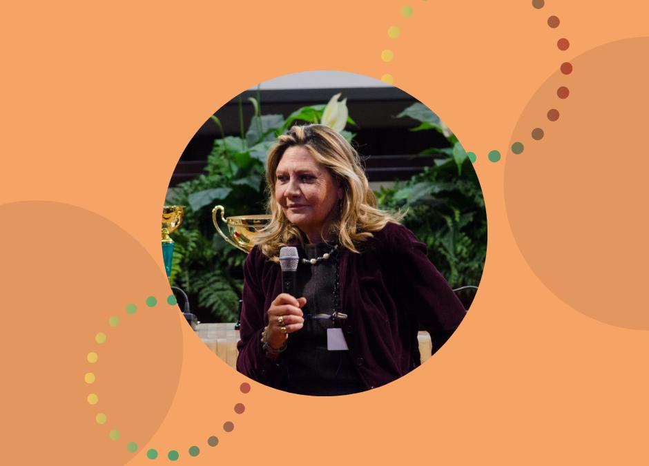 Guarda il video: le parole di Monica Promontorio presidente di Vivere da Sportivi